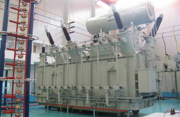 90kV Three-phase On-load-tap-changer Power Transformer